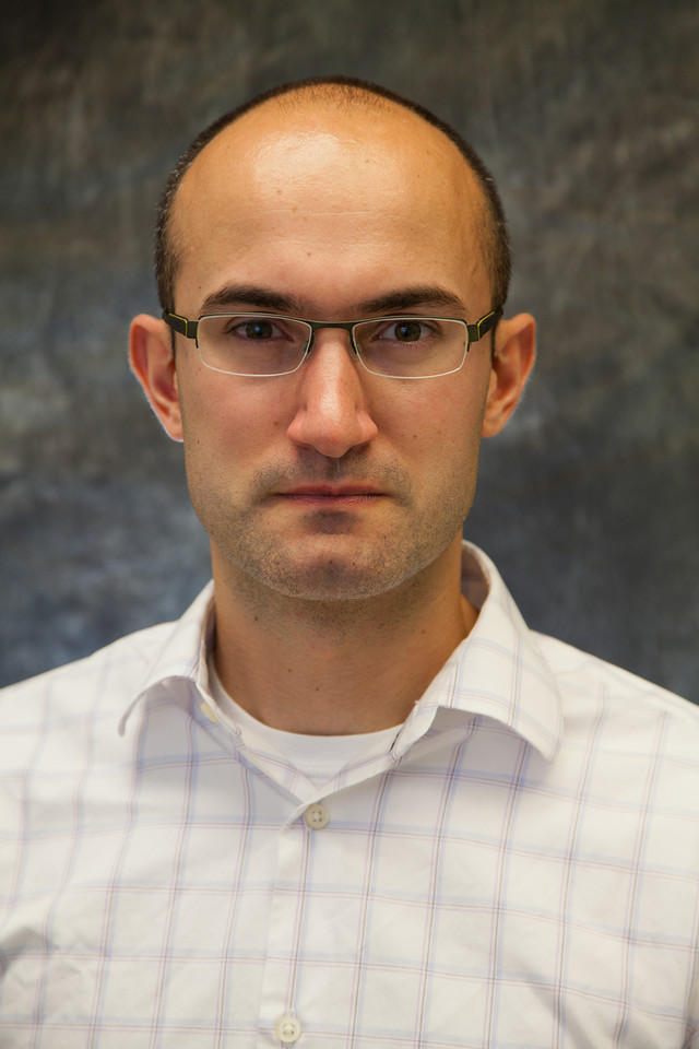 Erkin Seker, Ph.D., Electrical and Computer Engineering