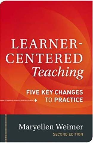 Book Image: Learner-Centered Teaching